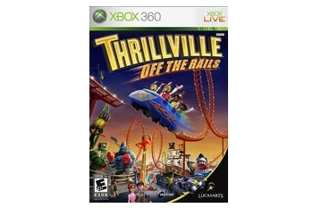 LucasArts Thrillville: Off the Rails