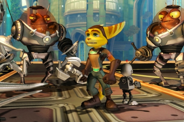 SCEA Ratchet & Clank Future: Tools of Destruction