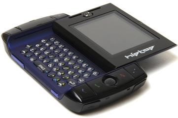 Telstra Corporation HipTop Slide
