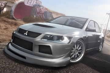 EA Games Need for Speed ProStreet