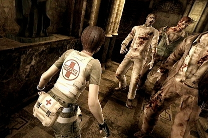 Capcom Resident Evil: The Umbrella Chronicles