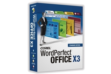 Corel WordPerfect Office X3 Standard Edition