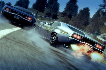 EA Games Burnout Paradise