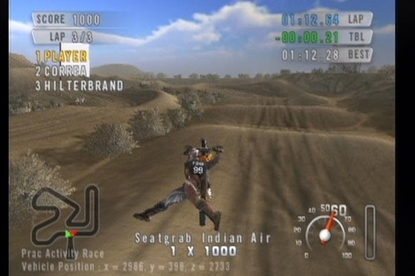 THQ MX Vs. ATV Untamed