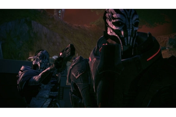 EA Games Mass Effect