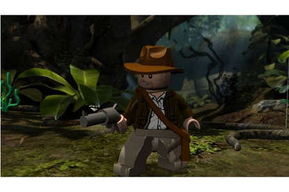 LucasArts LEGO Indiana Jones: The Videogame