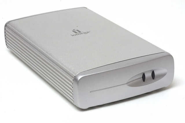 Iomega External Hard Drive 120GB