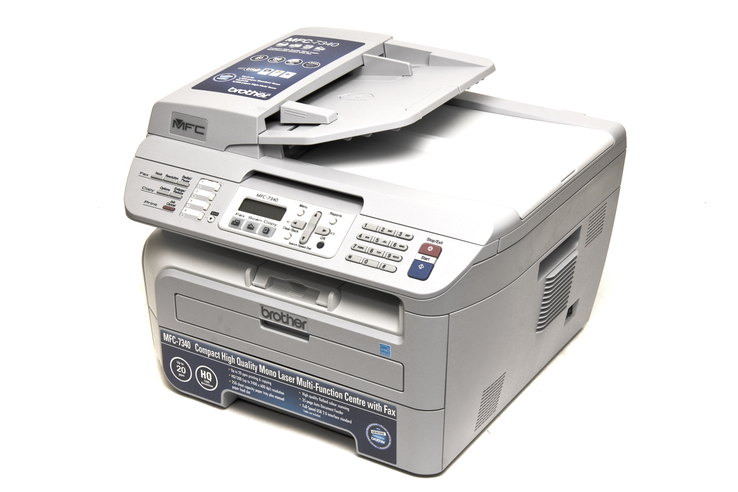 BROTHERS MFC-7340 DRIVER FOR PC
