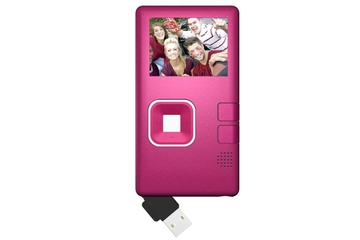 Creative Vado Pocket Video Cam (pink)