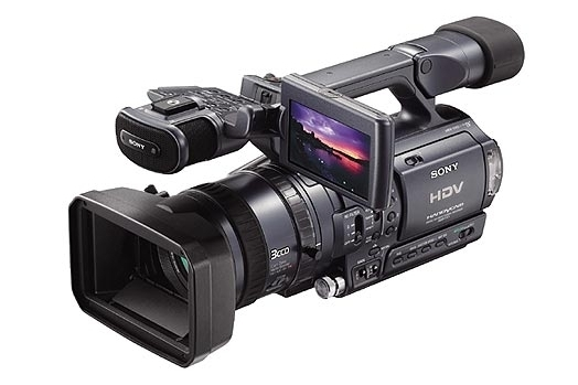 Sony HDR-FX1E