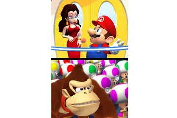 Nintendo Australia Mario vs Donkey Kong 2: March of the Minis
