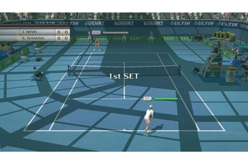 Atari Australia Smash Court Tennis 3