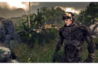 EA Games Crysis Warhead