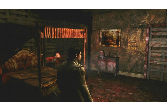 Konami Silent Hill: Homecoming