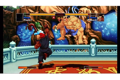 Capcom Super Street Fighter II Turbo HD Remix
