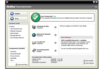 McAfee Australia Internet Security Suite 2009