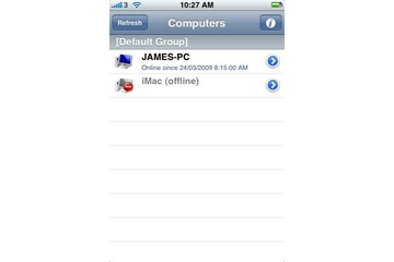 LogMeIn Ignition for iPhone