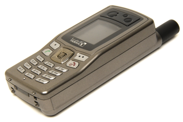 Thuraya SO-2510 Satellite Phone