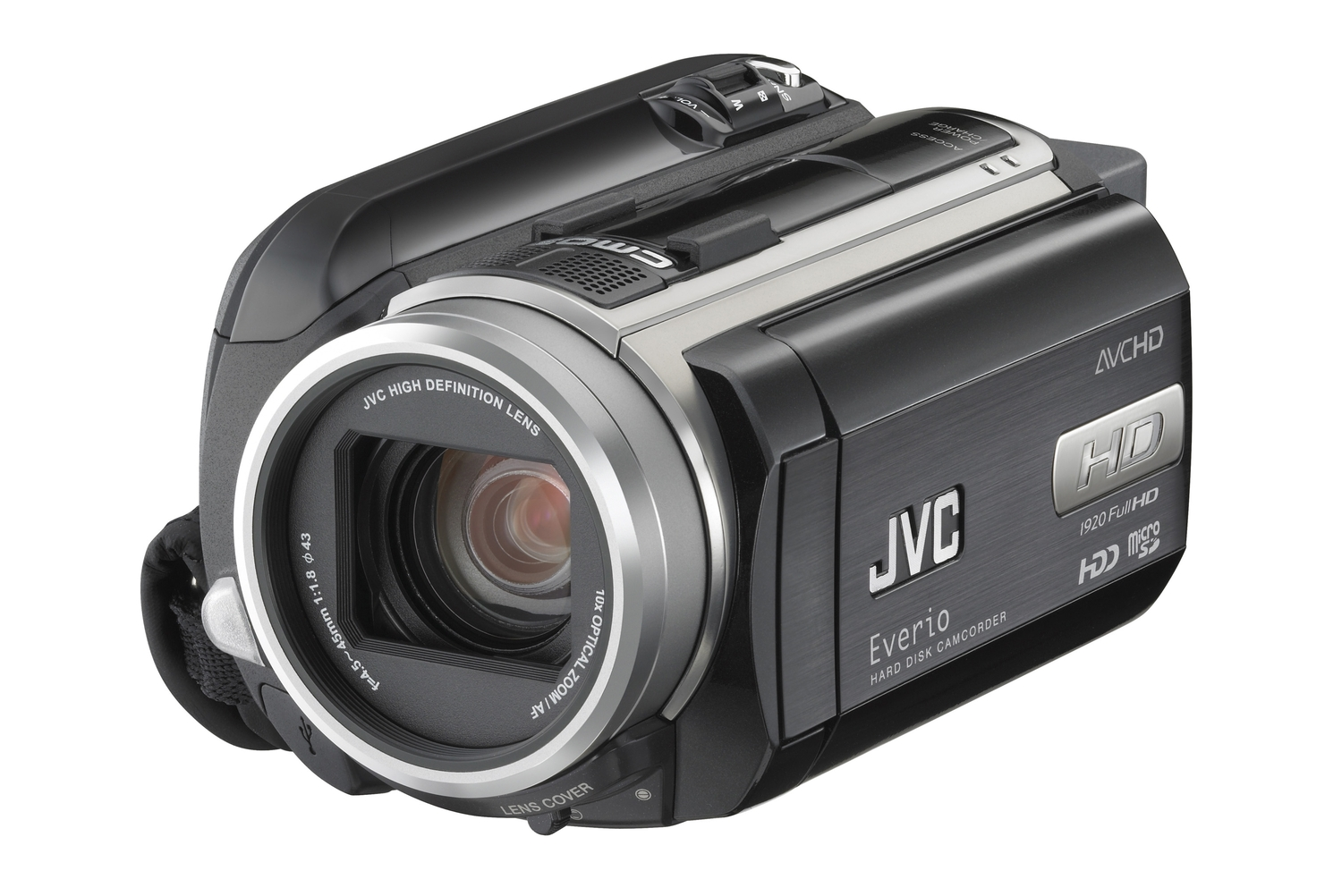 JVC Everio GZ-HD40 Review: High-definition JVC camcorder with 120GB hard  drive and MPEG-2 Transport Stream (TS) recording. - Digital Video - Digital  Video ...
