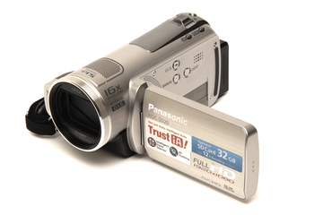 Panasonic HDC-SD20-K