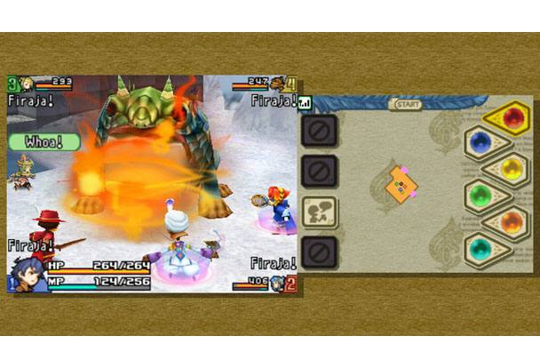 Square Enix Final Fantasy Crystal Chronicles: Echoes of Time