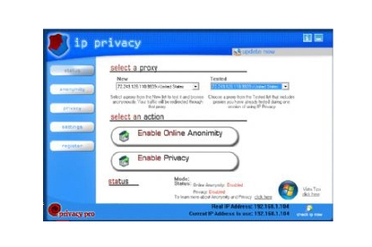 Privacy Pro IP Privacy