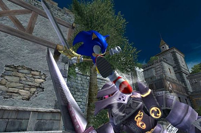 Sega Sonic and the Black Knight