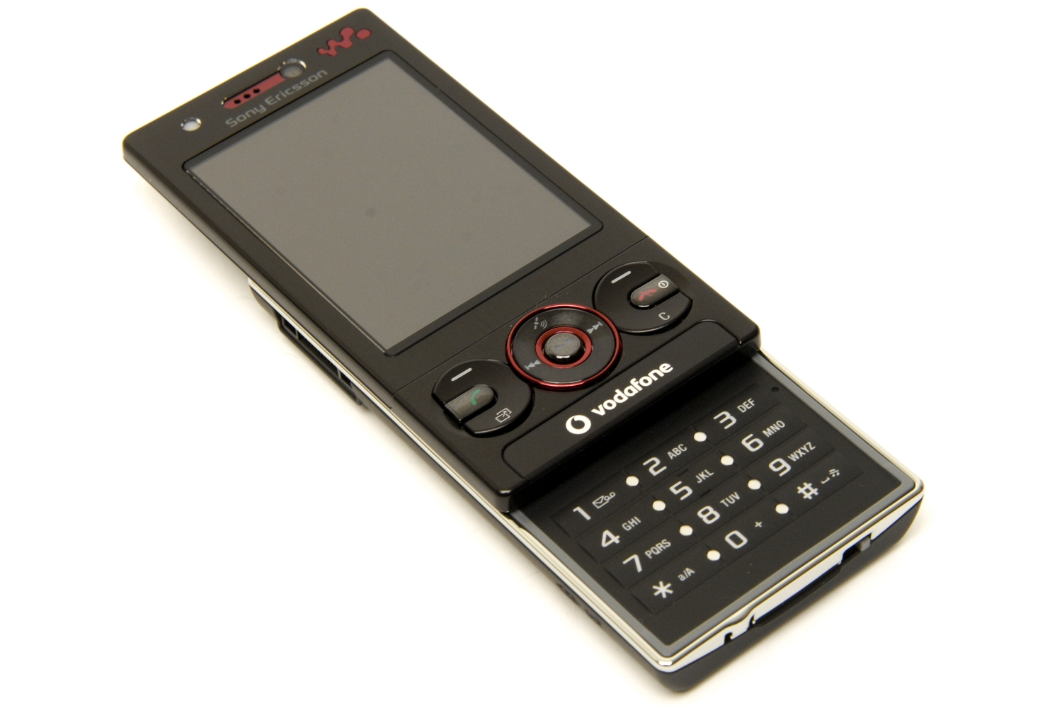 Sony Ericsson W715 Review: Sony Ericsson's W715 Walkman ...