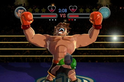 Nintendo Australia Punch-Out!!