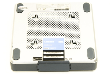 Linksys by Cisco ADSL2+ Modem Router AG300