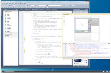 Microsoft Visual Studio 2010 Beta 1