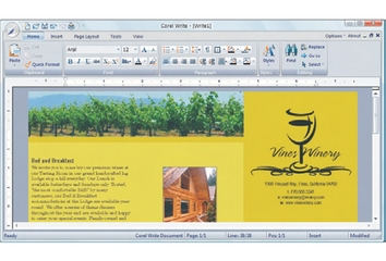 Corel Home Office Suite