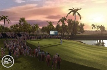 EA Games Tiger Woods PGA Tour 10