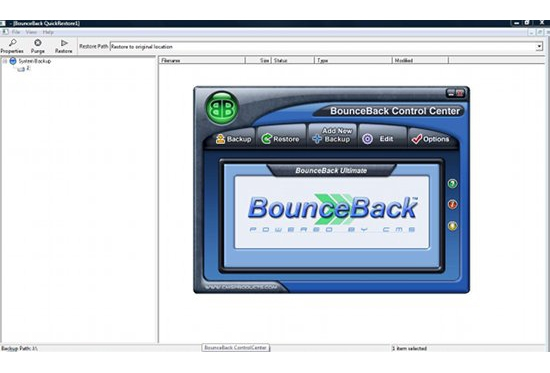 CMS Products BounceBack Ultimate