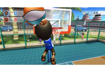 Nintendo Australia Wii Sports Resort