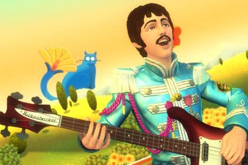 MTV Games The Beatles: Rock Band
