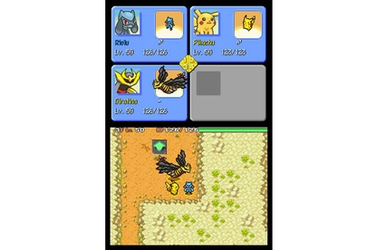 Nintendo Australia Pokemon Mystery Dungeon: Explorers of Sky