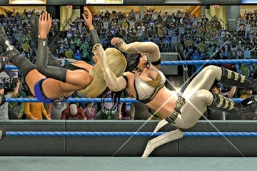 THQ WWE Smackdown vs. Raw 2010