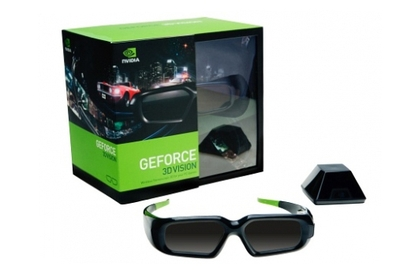Nvidia GeForce 3D Vision