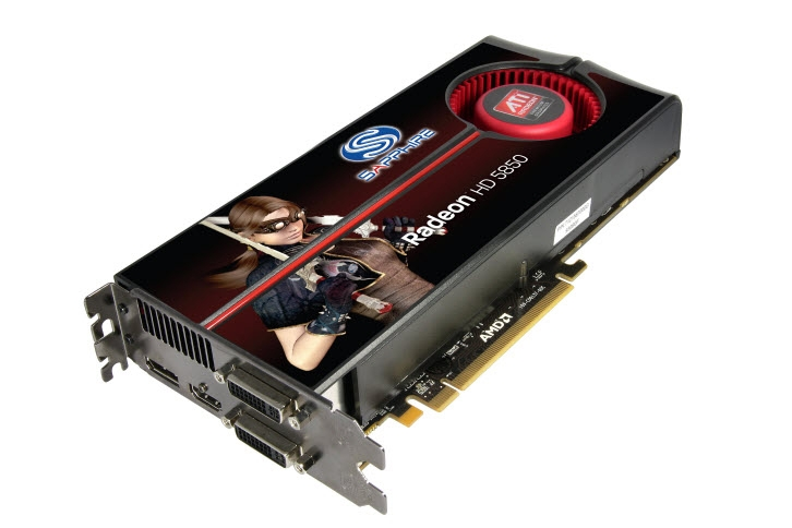 Sapphire Radeon HD 5850 1GB (Game Edition) Review: Following
