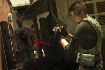 Capcom Resident Evil: The Darkside Chronicles