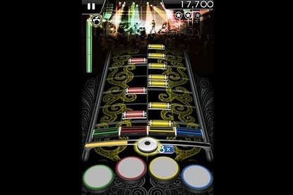 EA Games Rock Band for iPhone
