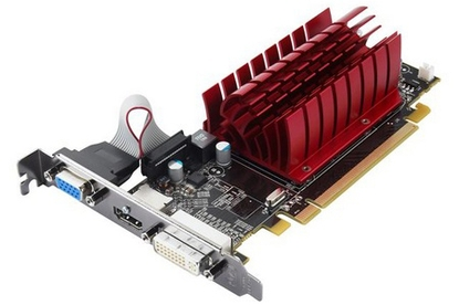 ATI Group Radeon HD 5450 (1GB)