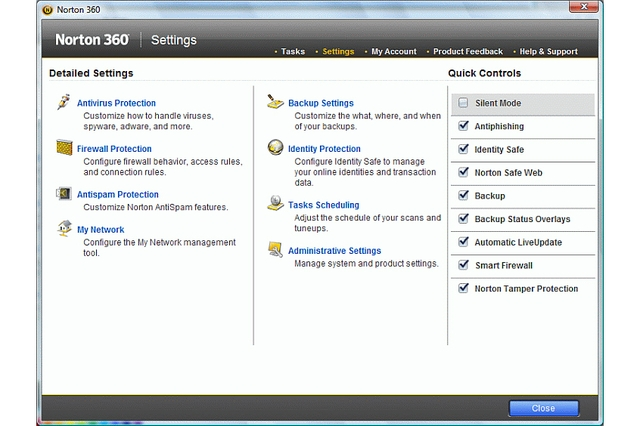 Symantec Norton 360 Version 4.0