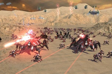 Square Enix Supreme Commander 2