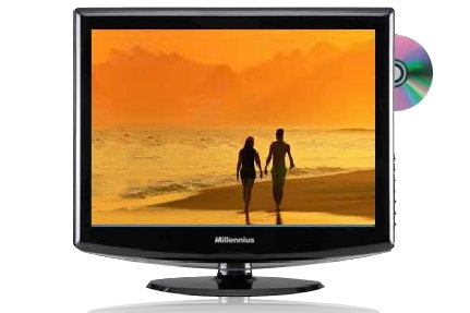 "Millennius  eMpress 22"" LCD TV"