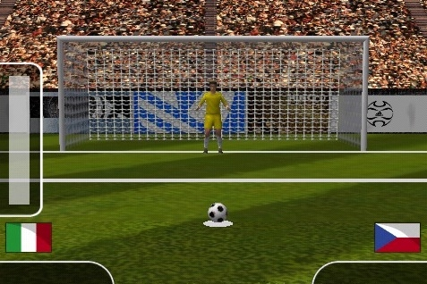 Appontology Football Soccer Worldcup Penalties for iPhone