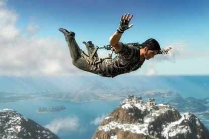 Square Enix Just Cause 2