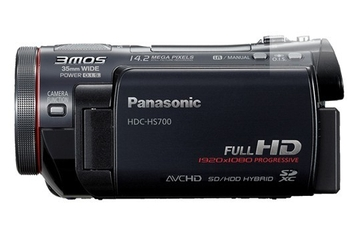 Panasonic HDC-SD700