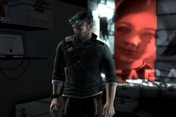 Ubisoft Splinter Cell: Conviction